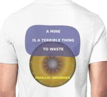 Parallel Universes - United Negro College Fund Unisex T-Shirt