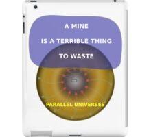 Parallel Universes - United Negro College Fund iPad Case/Skin