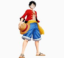 ONE PIECE - CAPTAIN LUFFY Unisex T-Shirt