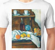 1887 - Paul Cezanne - The Buffet Unisex T-Shirt