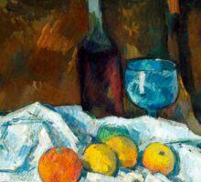 1887 - Paul Cezanne - The Buffet Sticker