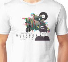 Nujabes Graffiti Custom Design Unisex T-Shirt