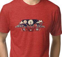 Nautical Nights Tri-blend T-Shirt