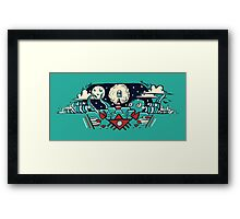 Nautical Nights Framed Print