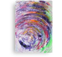 It is an ill wind that blows nobody good - Original Wall Modern Abstract Art Painting Original mixed media Canvas Print