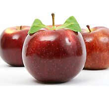 red apples Photographic Print
