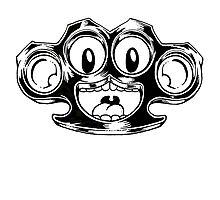 Brass monkey Photographic Print