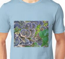 Ivy and Blue Brackets Unisex T-Shirt