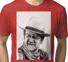 John Wayne Tri-blend T-Shirt