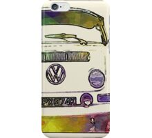 Vintage K reg  early bay iPhone Case/Skin