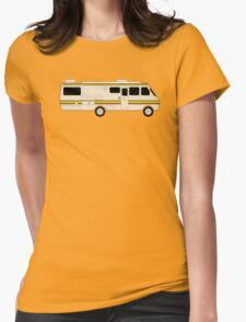 breaking bad rv Womens Fitted T-Shirt