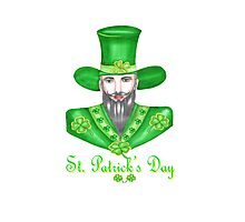 st. patrick's day Photographic Print