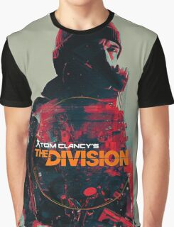 Tom Clancy The Division Graphic T-Shirt