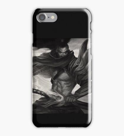 Yasuo BW iPhone Case/Skin