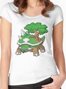 Torterra Women's Fitted Scoop T-Shirt