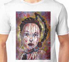 LANA LETHAL, AS ELIZABETH BATHORY Unisex T-Shirt