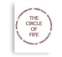 The Circle Of Fife Canvas Print