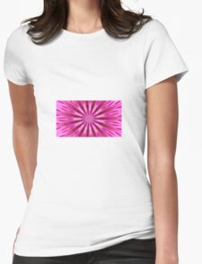Background Womens Fitted T-Shirt