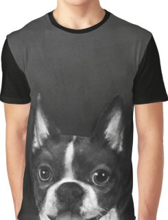 boston terrier  Graphic T-Shirt