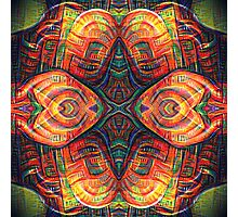 Psy colors Photographic Print
