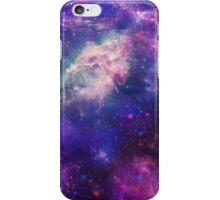 Galaxy Space Nebula Stars Print iPhone Case/Skin