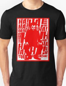 red serious T-Shirt