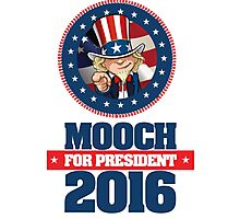 Mooch For President Photographic Print