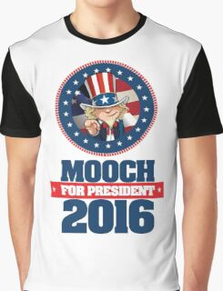 Mooch For President Graphic T-Shirt