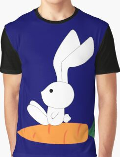 Bunny and carrot Graphic T-Shirt