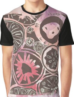 fruit Slices Graphic T-Shirt