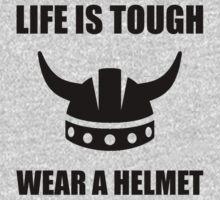 Viking Helmet One Piece - Long Sleeve
