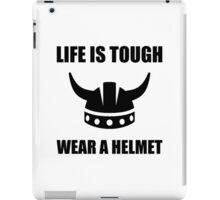 Viking Helmet iPad Case/Skin