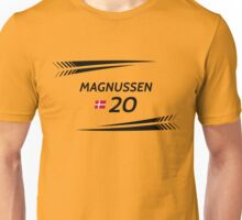 F1 2016 - #20 Magnussen Unisex T-Shirt