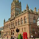 Chester Town Hall by AnnDixon