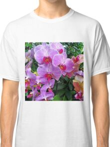 Pink Orchid #2 Classic T-Shirt