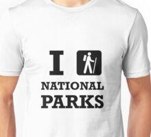 Hike National Parks Unisex T-Shirt