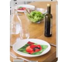 Ready for Lunch - Product Photography iPad Case/Skin