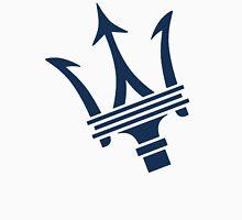 Maserati of Birmingham Blue Trident Unisex T-Shirt