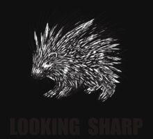 Sharp Porcupine One Piece - Long Sleeve