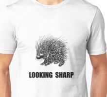Sharp Porcupine Unisex T-Shirt