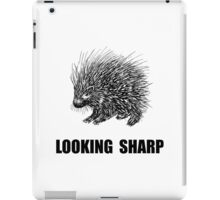 Sharp Porcupine iPad Case/Skin