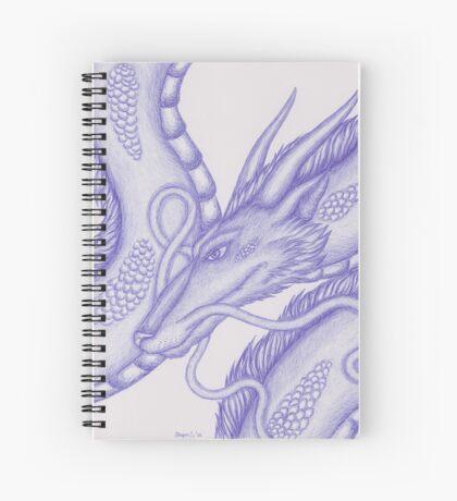 Spirited Away Haku Spiral Notebook