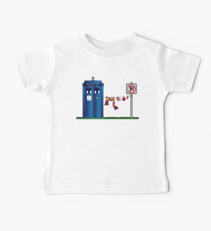 Doctor Who - The Tardis Baby Tee