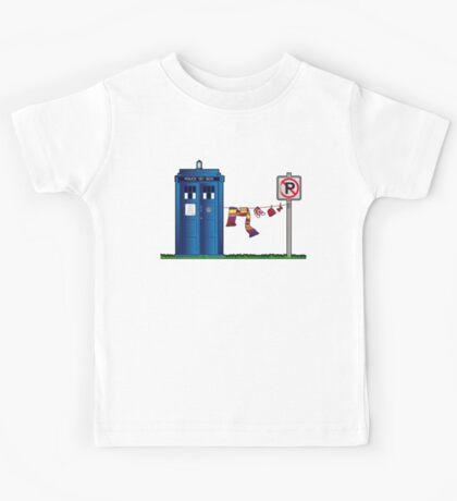 Doctor Who - The Tardis Kids Tee