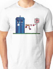 Doctor Who - The Tardis Unisex T-Shirt