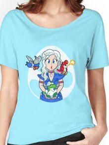Prehistoric Princess Peach Women's Relaxed Fit T-Shirt