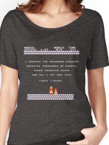 Lousy reward Women's Relaxed Fit T-Shirt