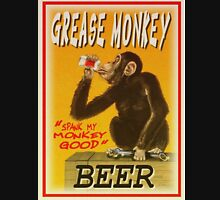 grease monkey beer poster Unisex T-Shirt