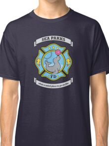 Sea Parks Fire Department Classic T-Shirt