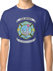 Sea Parks Fire Department Classic T-Shirt